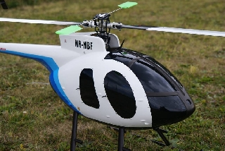 Hudges MD530 Raptor